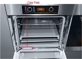 Miele Oven Model Number