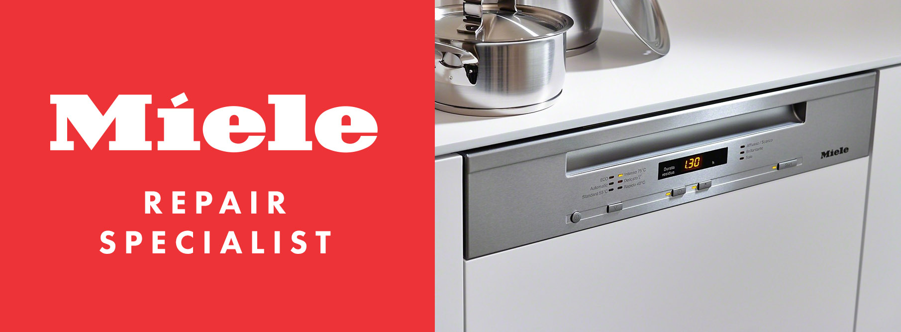 Birmingham Miele Repair Dishwashers