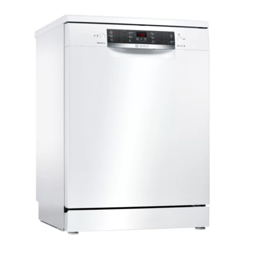 Bosch SMS46IW10G Freestanding Dishwasher