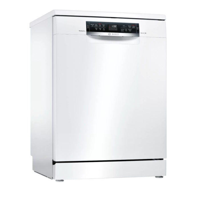 Bosch SMS67MW00G Freestanding Dishwasher