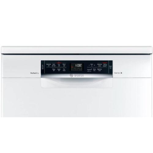 Bosch SMS67MW00G Freestanding Dishwasher