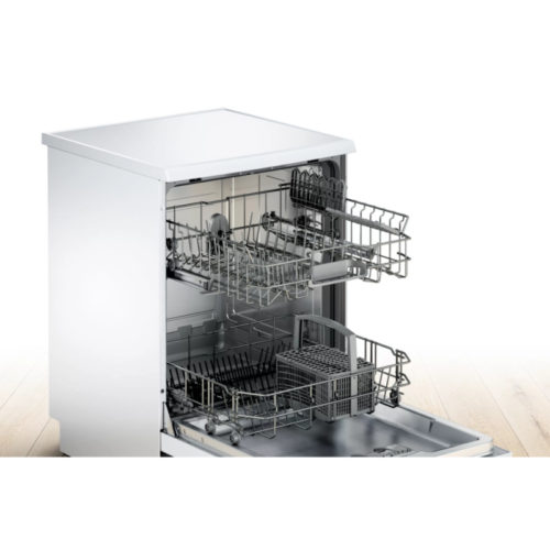 Bosch SMS24AW01G Freestanding Dishwasher interior