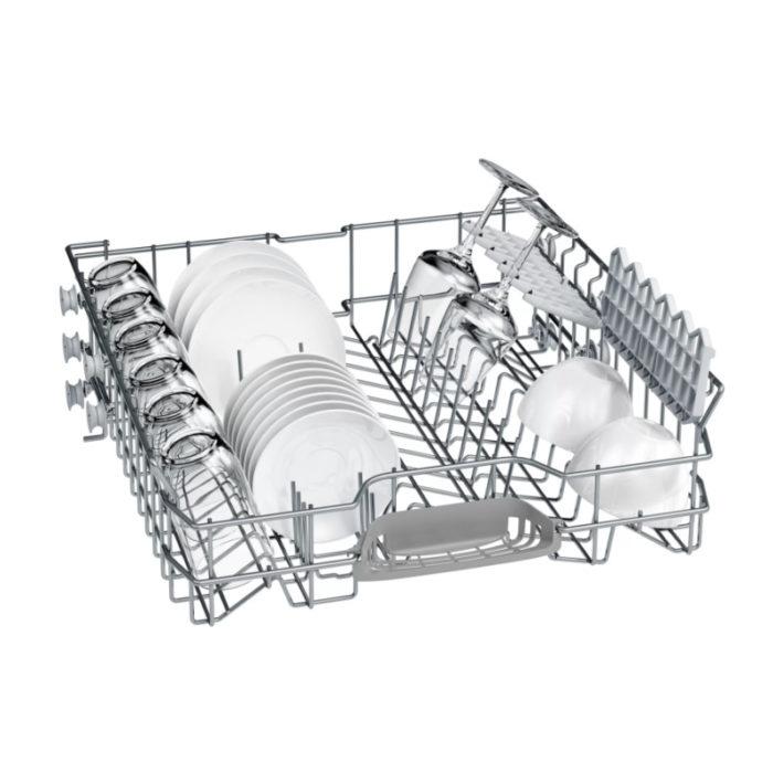Bosch SMS24AW01G Freestanding Dishwasher upper drawer