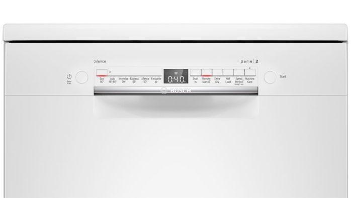 Bosch SMS2HKW66G Freestanding Dishwasher