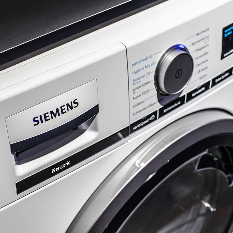 Siemens washing machine repair
