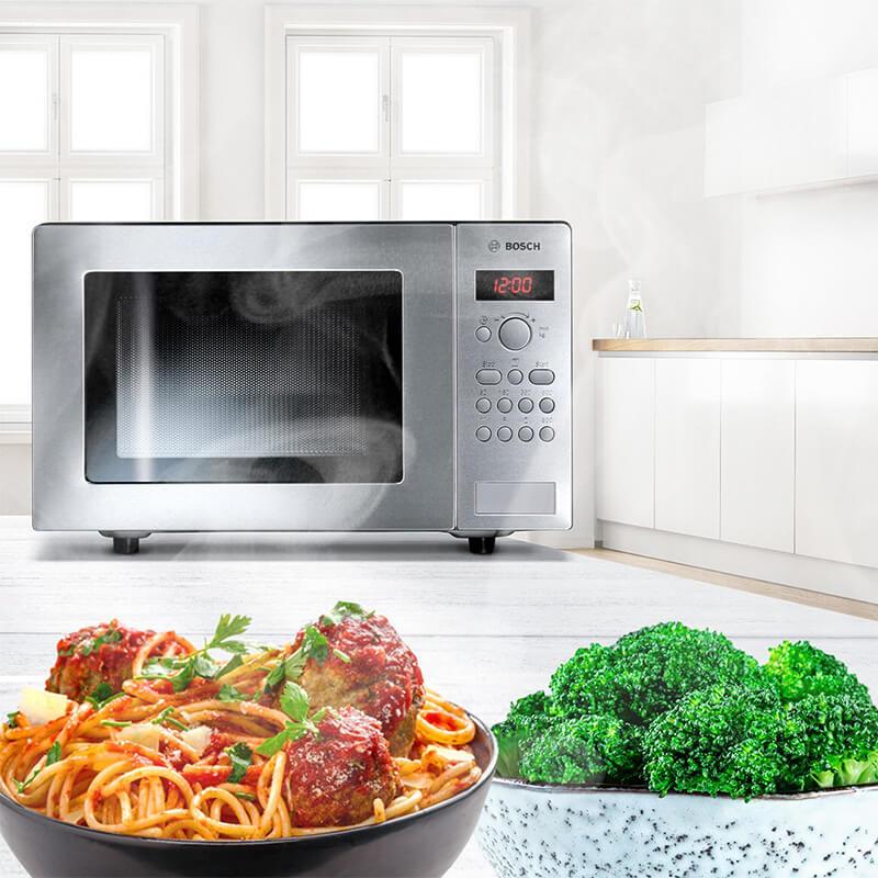 Bosch Built-in Microwave Oven repair