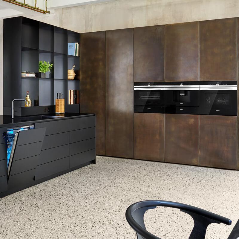 Siemens Built-in Microwave Oven Repair